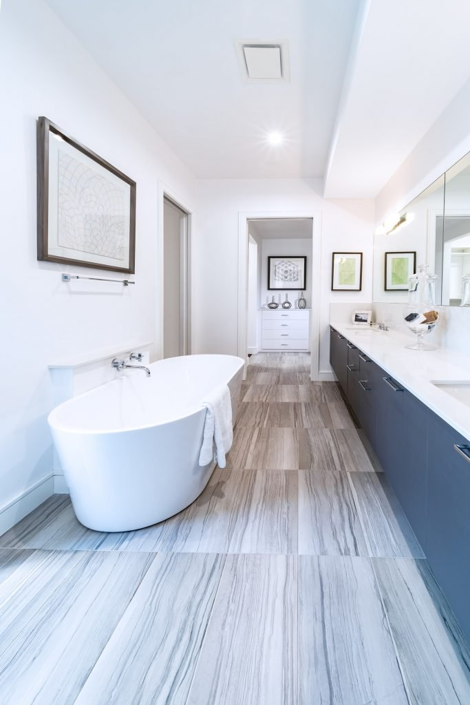 A bathroom renovation | Bay 2 Bay