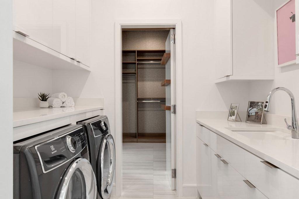 A renovated laundry | Bay 2 Bay