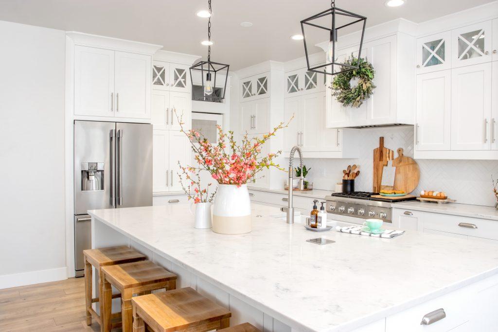 A Modern Farmhouse Kitchen   Bay 2 Bay